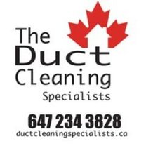 The Duct Cleaning Specialists Logo